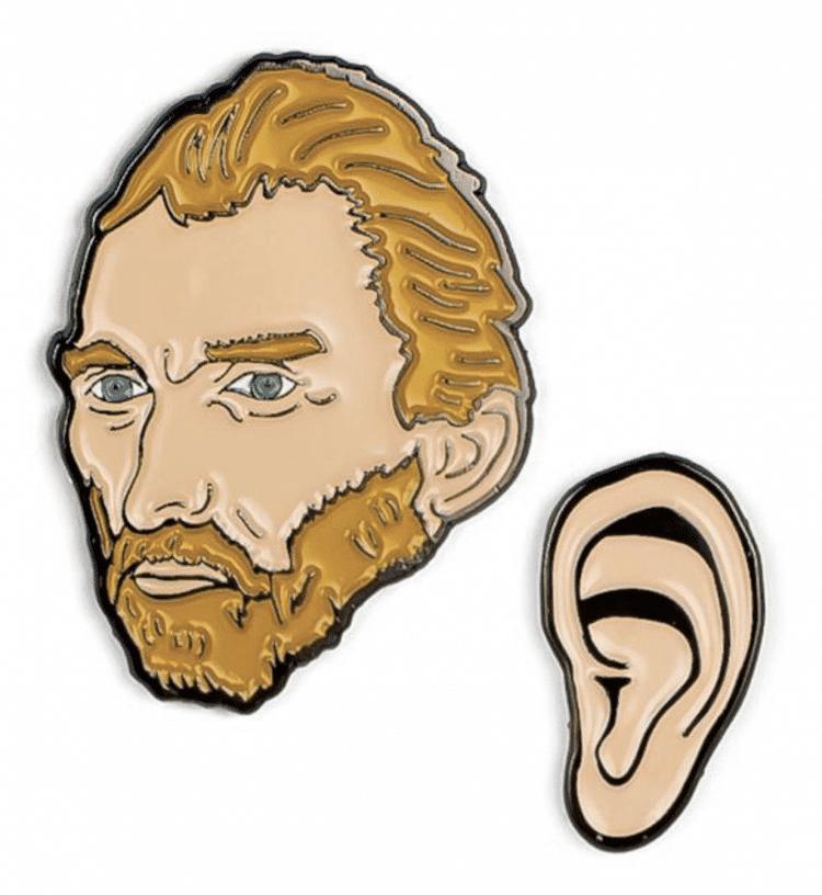 Pin de Van Gogh