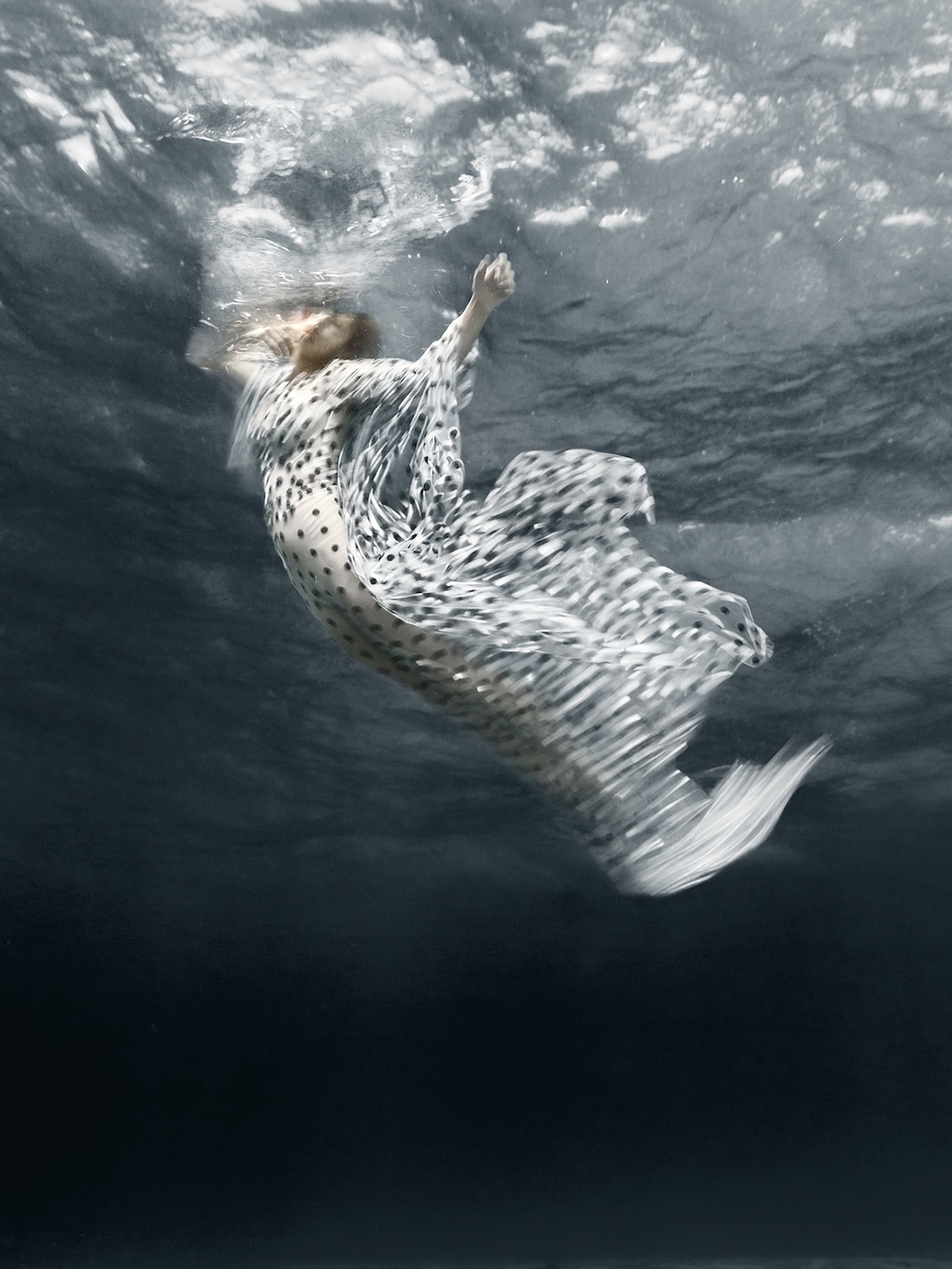 Underwater Portraits by Barbara Cole