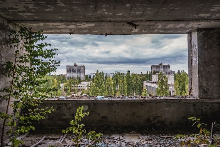 Chernobyl Exclusion Zone Tours