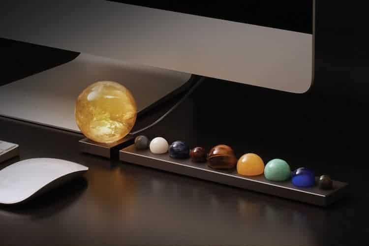 Solar System Desk Accessory by DeskX