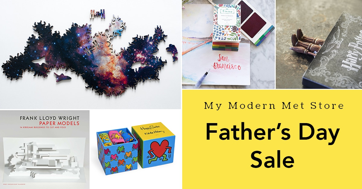 Father's Day Gift Ideas at My Modern Met Store