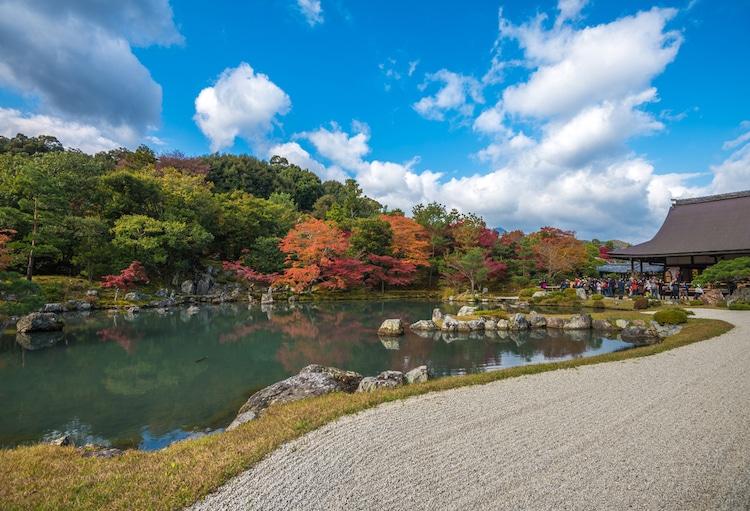 jardines zen en japon