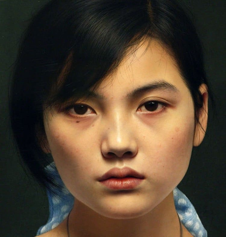 Photorealism by Leng Jun