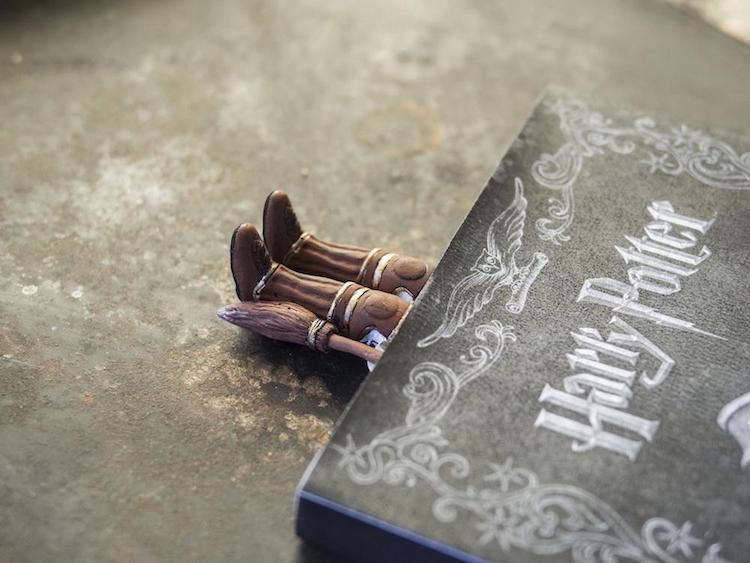 Magician Bookmark