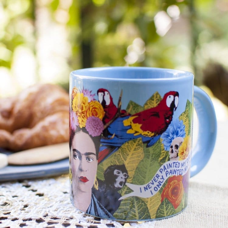 Frida Kahlo Mug at My Modern Met Store