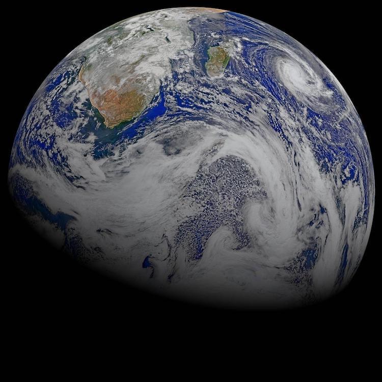 Photo of Earth from NASA