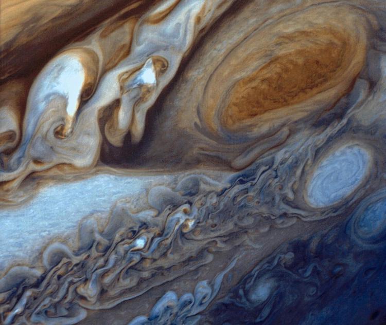 NASA Photo of Jupiter