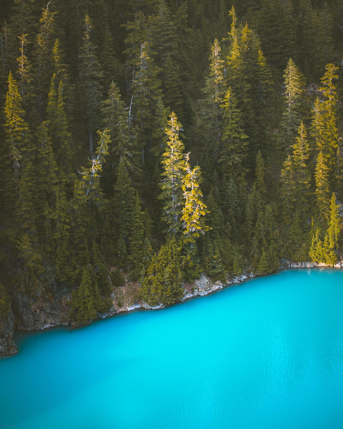 Diablo Lake Photos by Nathaniel Wise