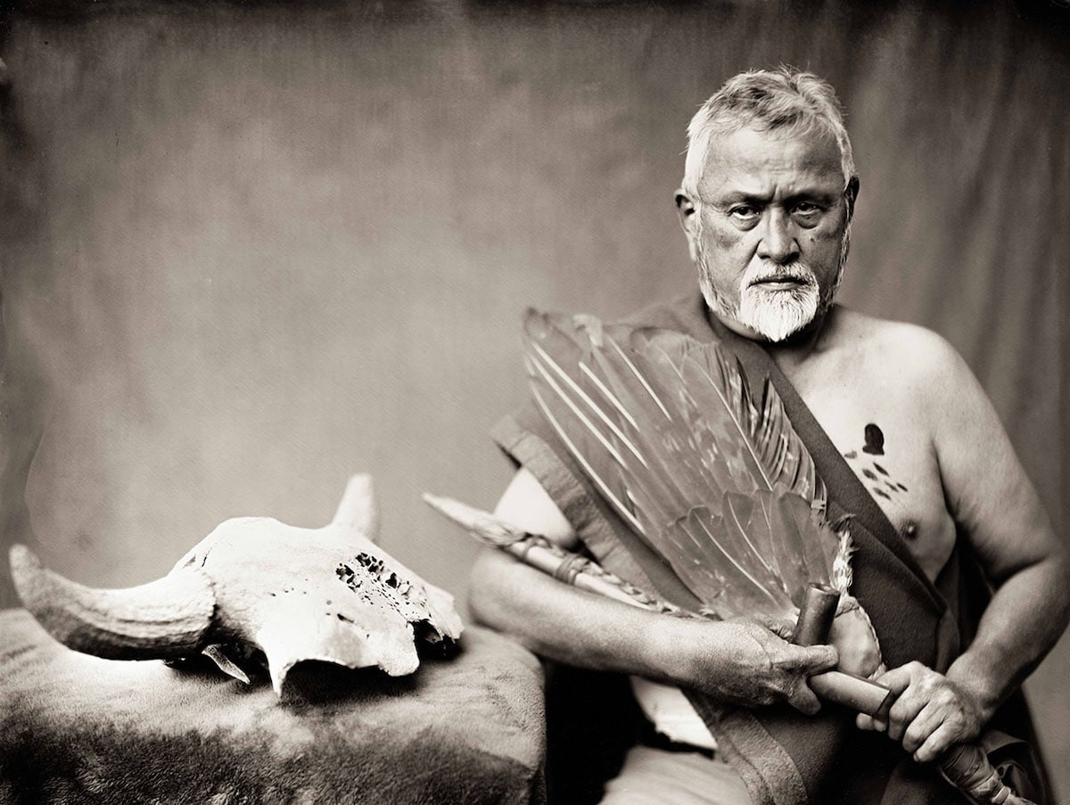 Wet Plate Portrait Photography by Shane Balkowitsch