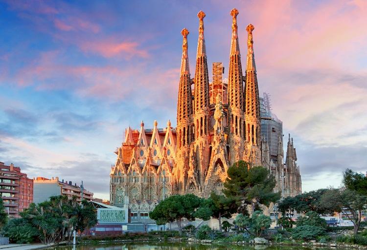Sagrada Familia permiso construcción