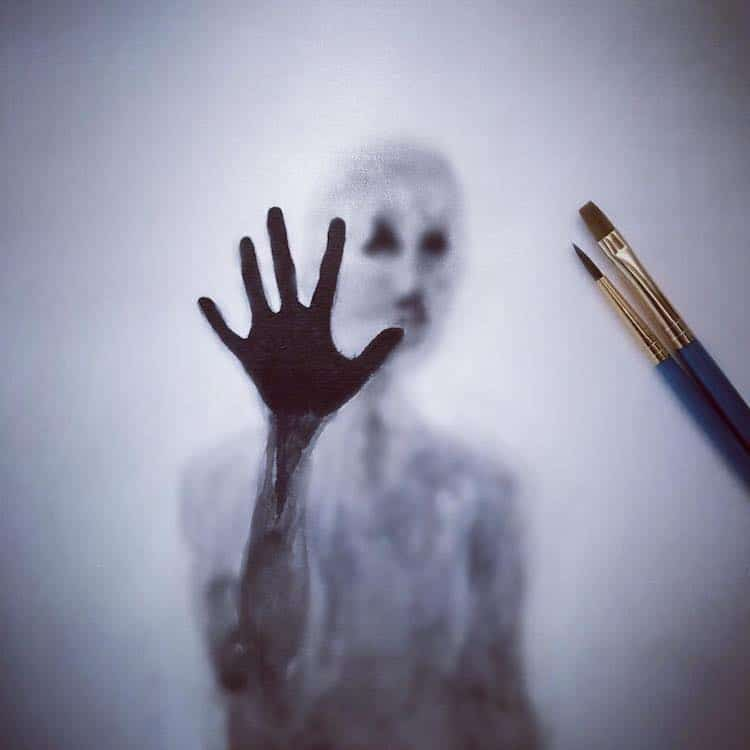 Shadow Drawing by Willie Hsu