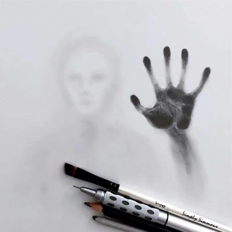Shadow Drawing by Willie Hsu