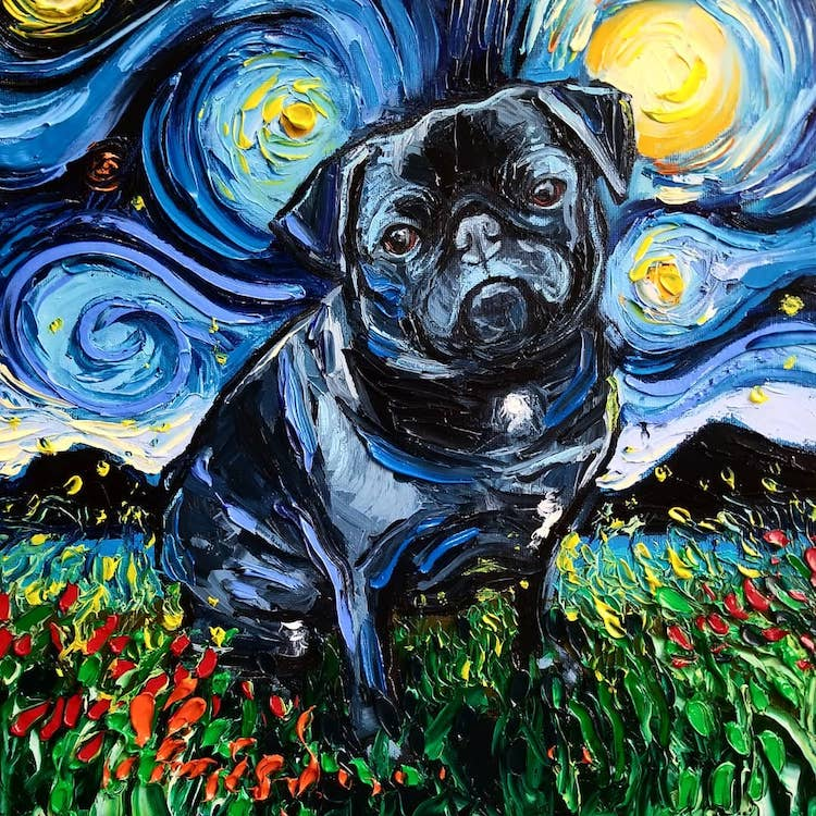 Starry Night Pets
