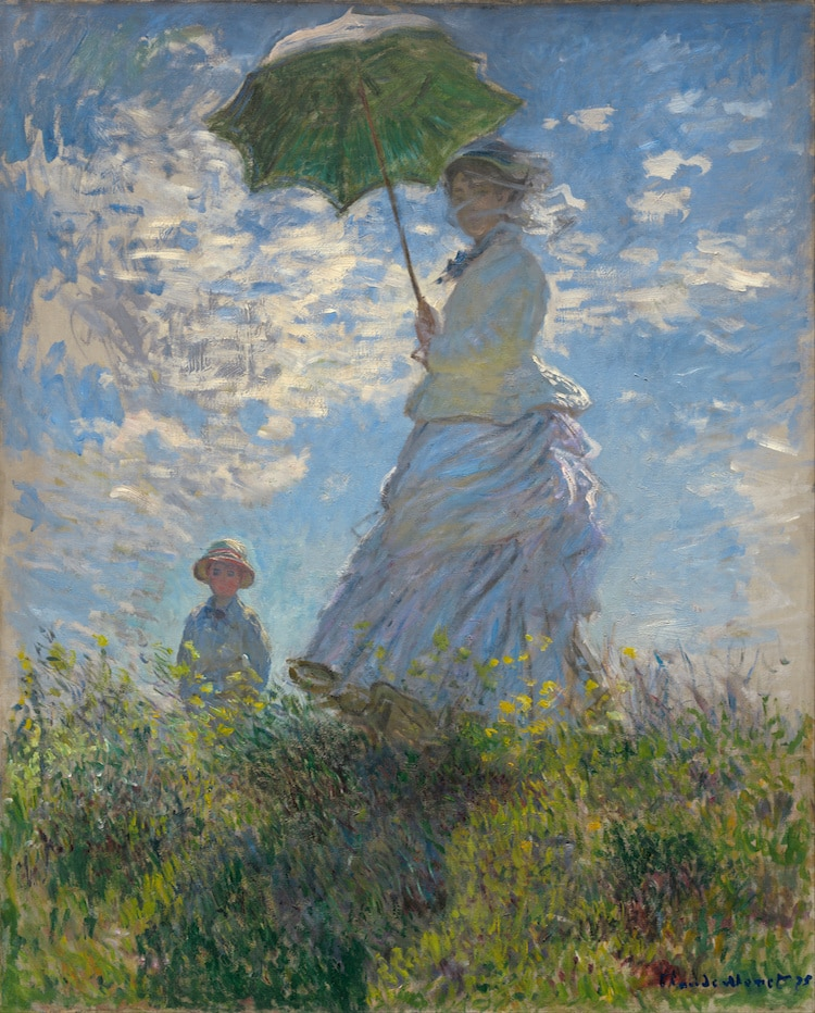 Summer Impressionist Paintings