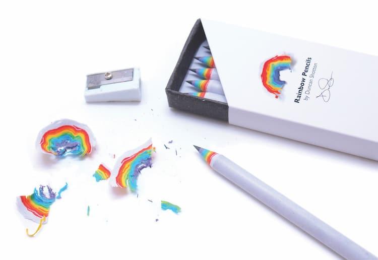 Crayons Multicolores : Pack de 5