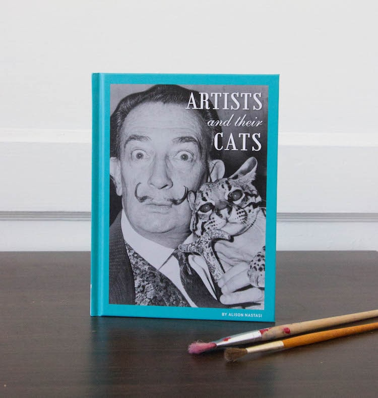 Livre Artists and Their Cats