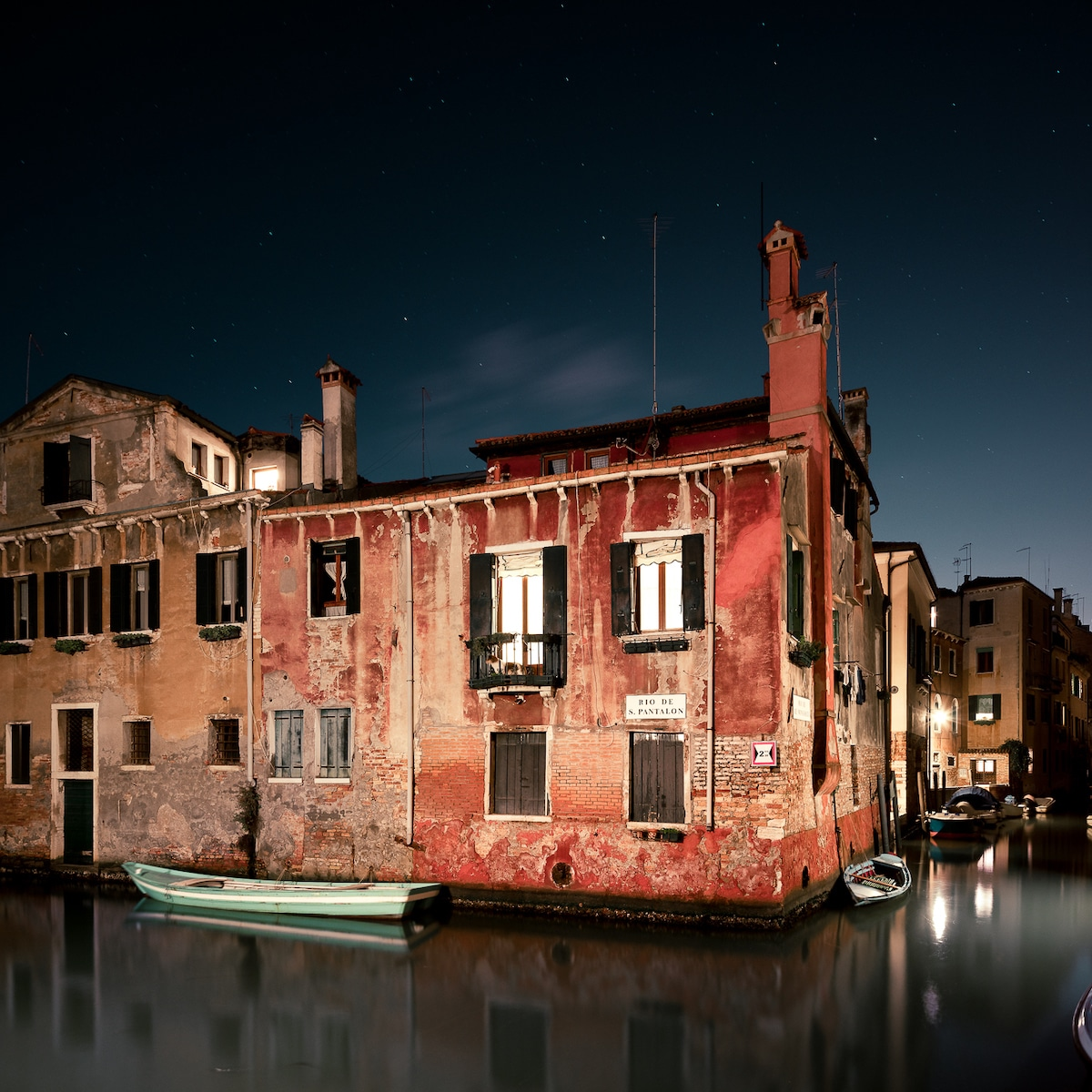 Night Photography in Venice