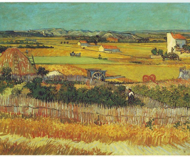 Van Gogh Painting Locations