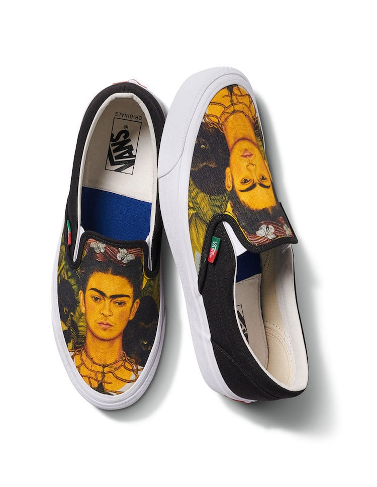 Vault by Vans x Frida Kahlo Collection