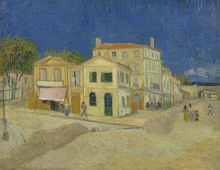 Lugares Donde Hay 10 De Las Pinturas Más Famosas De Vincent
