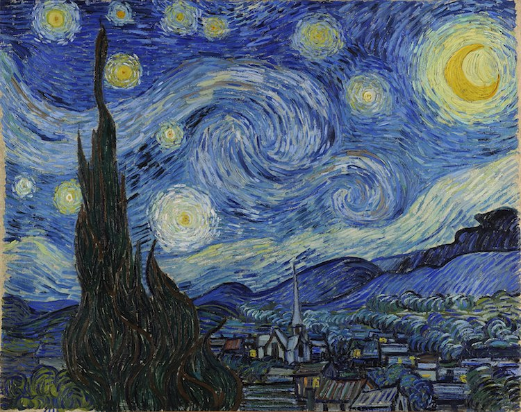 Where to See Van Gogh Paintings