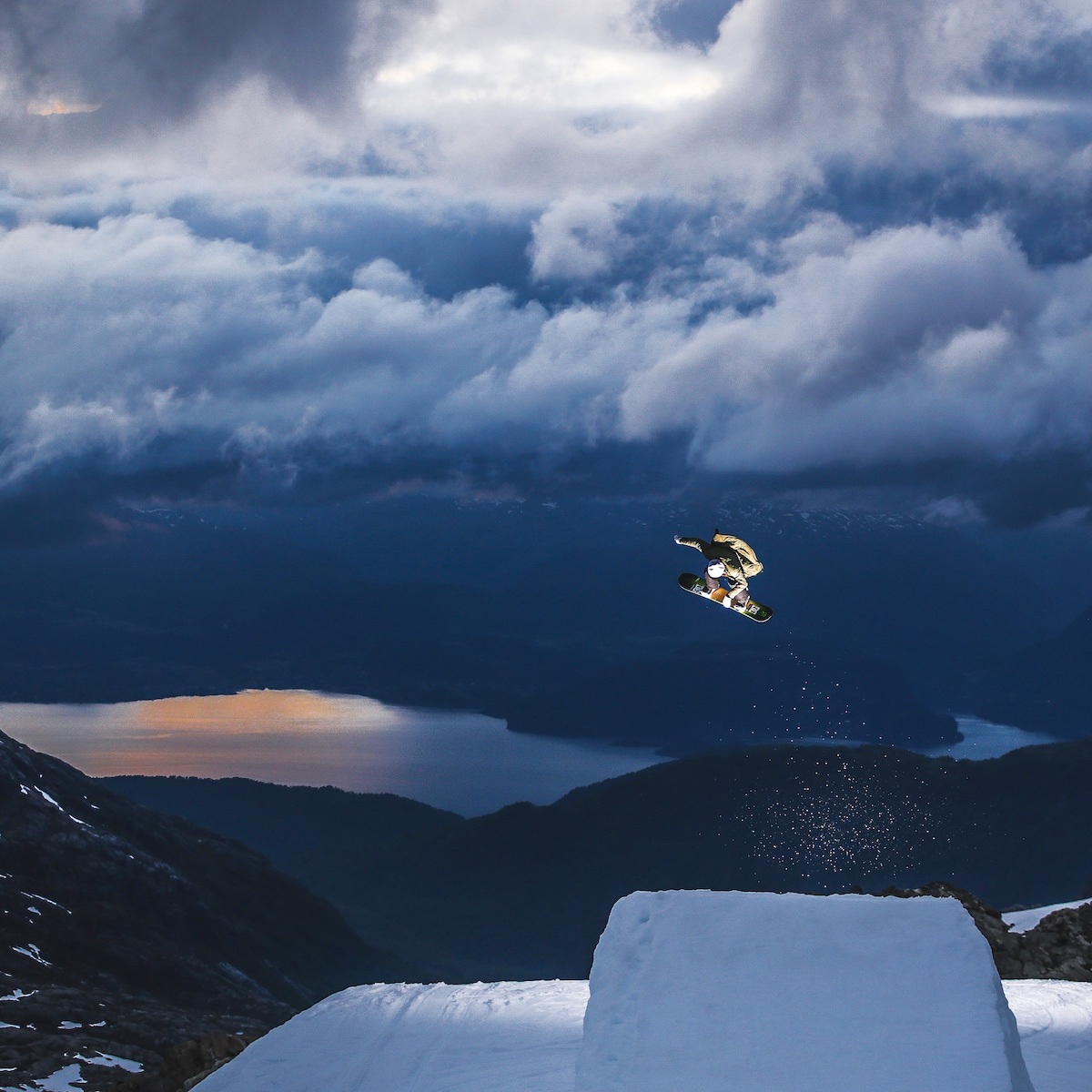 Action Sports Photograph