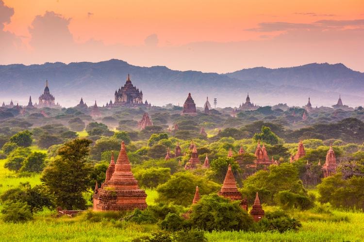 Bagan, Myanmar - Lista de Patrimonio Mundial de la UNESCO