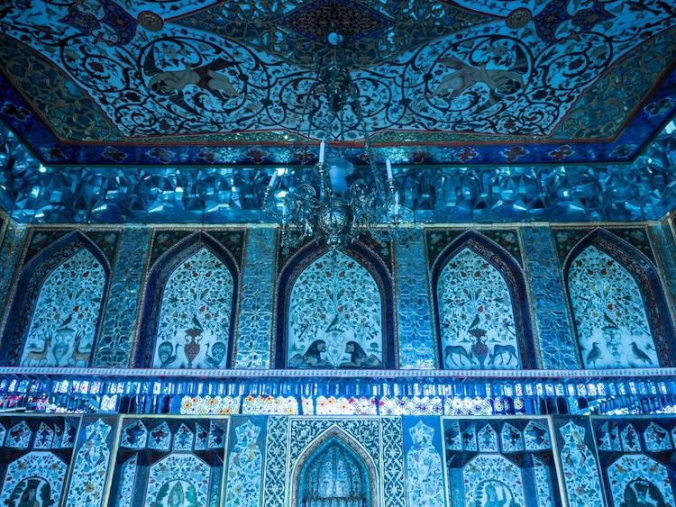 Khan's Palace in Azerbaijan