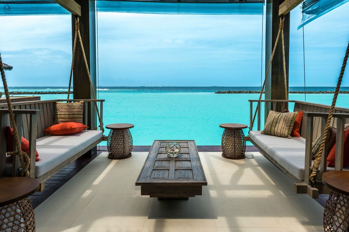 Grand Park Kodhipparu, a Maldives Resort