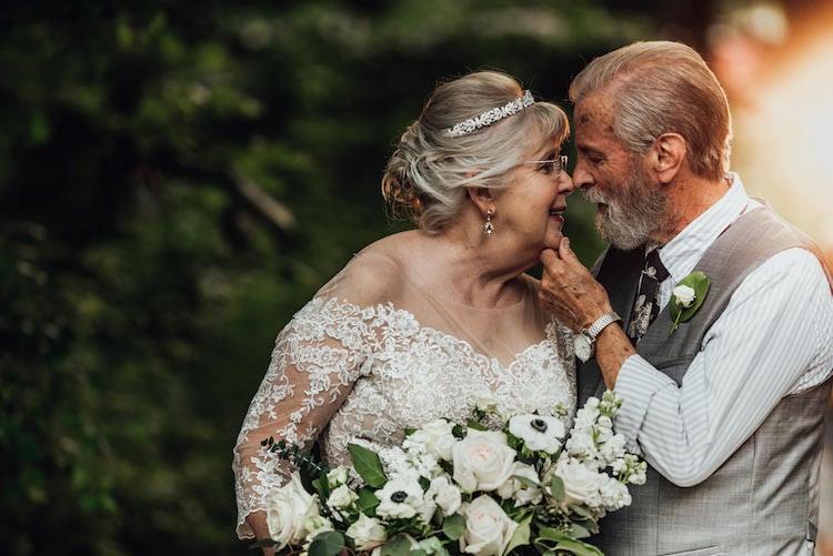 boda de abuelos