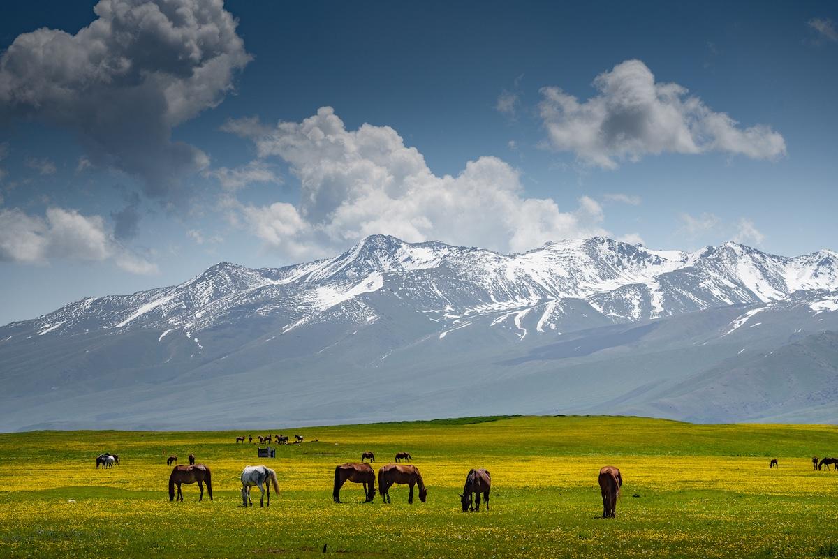 viajes a Kirguistán