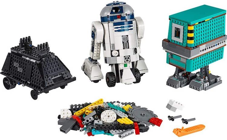LEGO Star Wars Droid Building Set