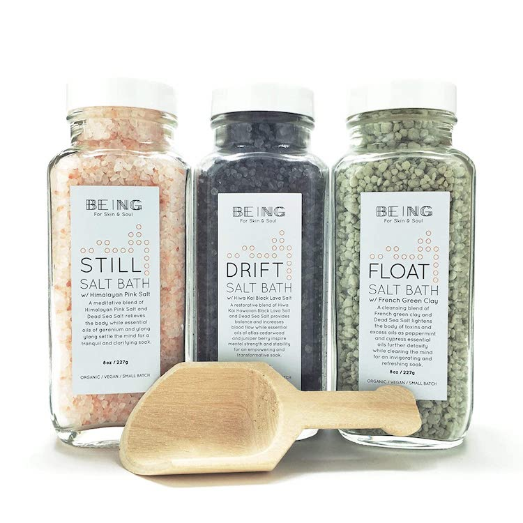 Handmade Bath Salts on Sale for Amazon Prime Day 2020