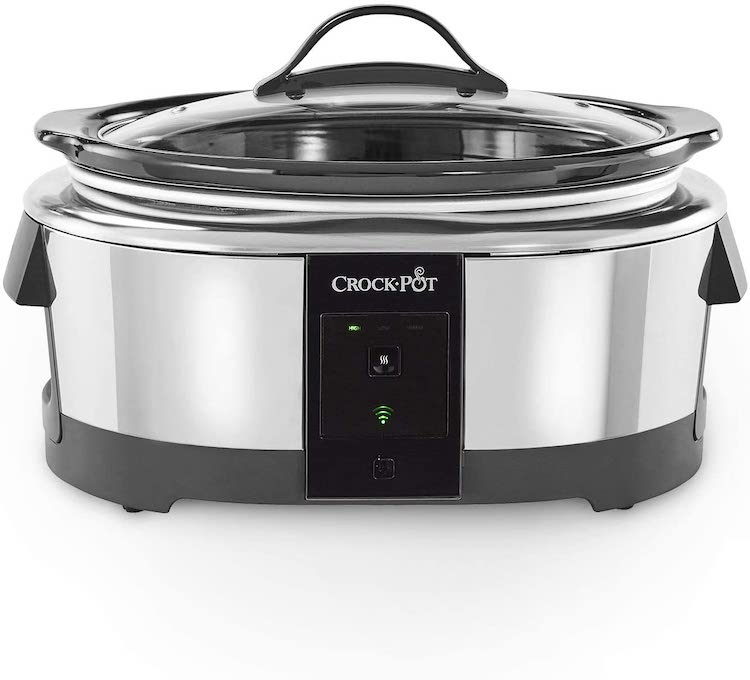Crockpot Slow Cooker with Alexa
