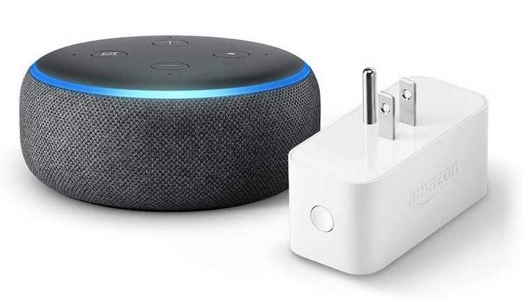Amazon Echo and Smart Plug on Sale for Amazon Prime Day 2020