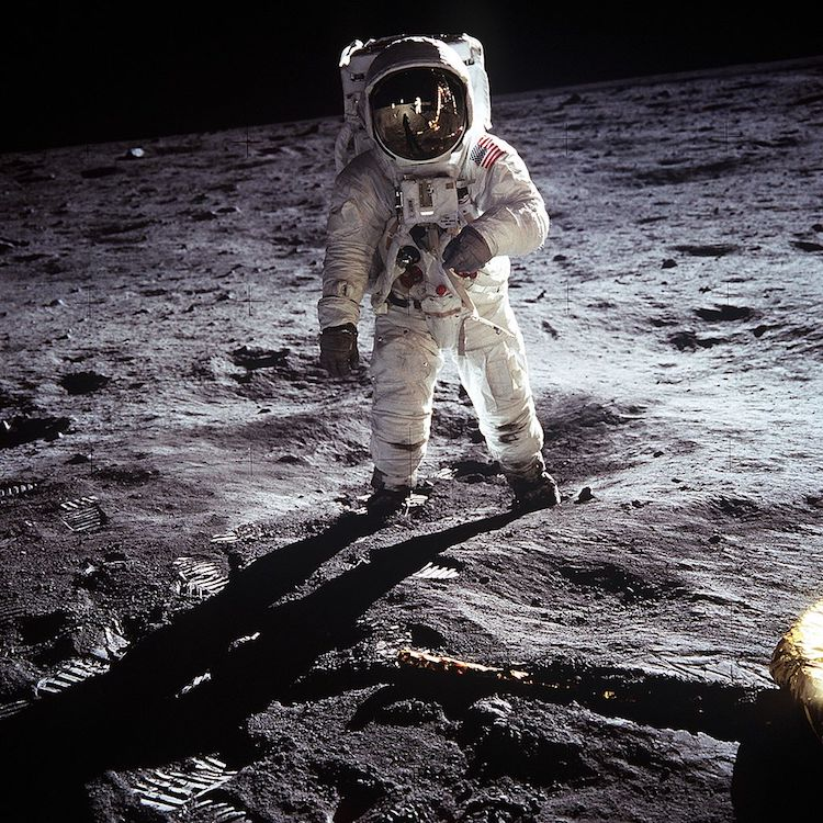 Apollo 11 LEGO Astronaut