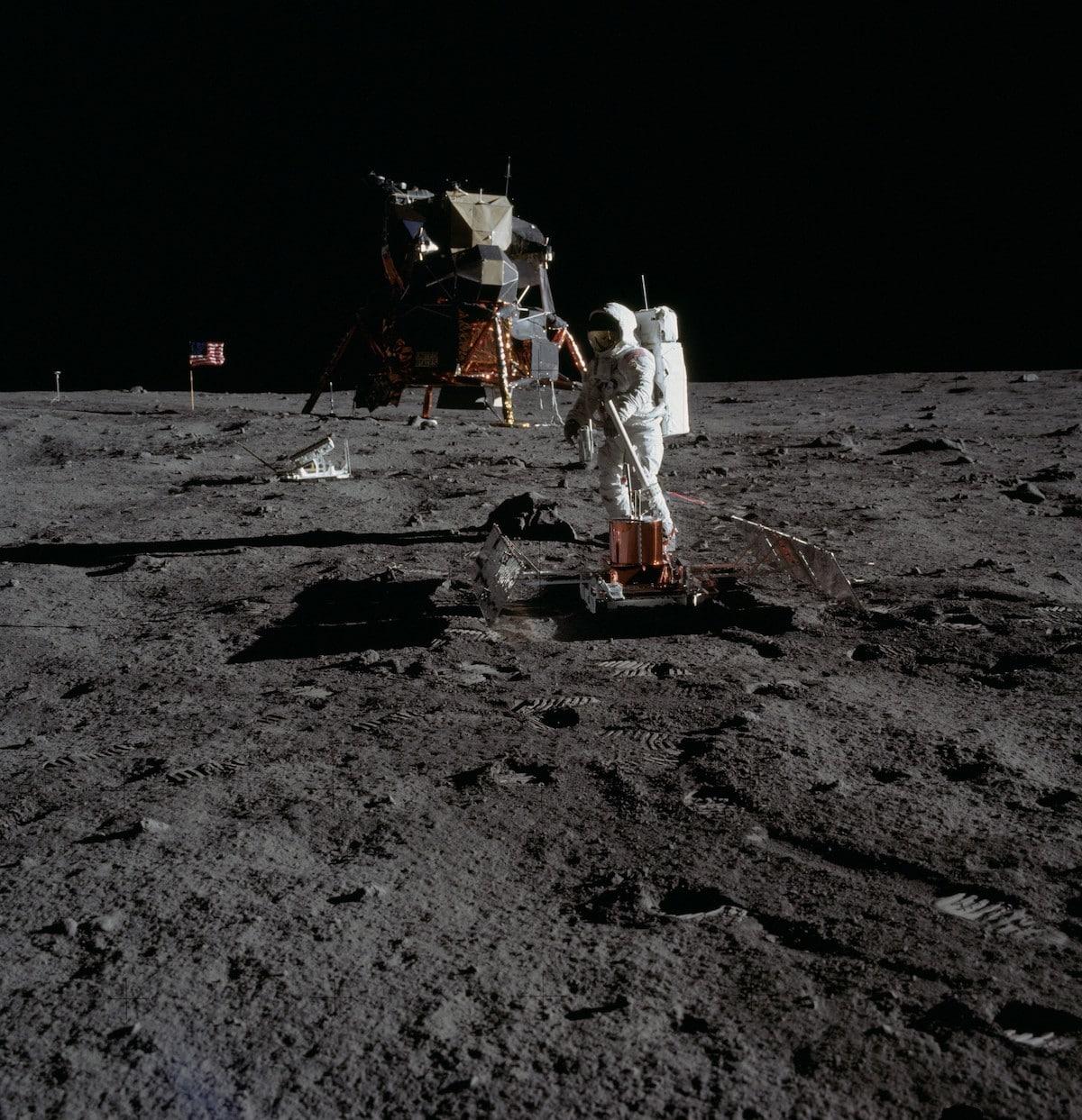 50 aniversario del aterrizaje lunar de la misión Apolo 11