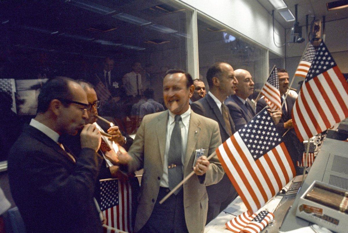 Celebración misión Apolo 11