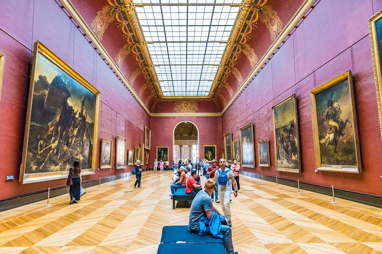 Best Places to Visit in Europe for Art Lovers