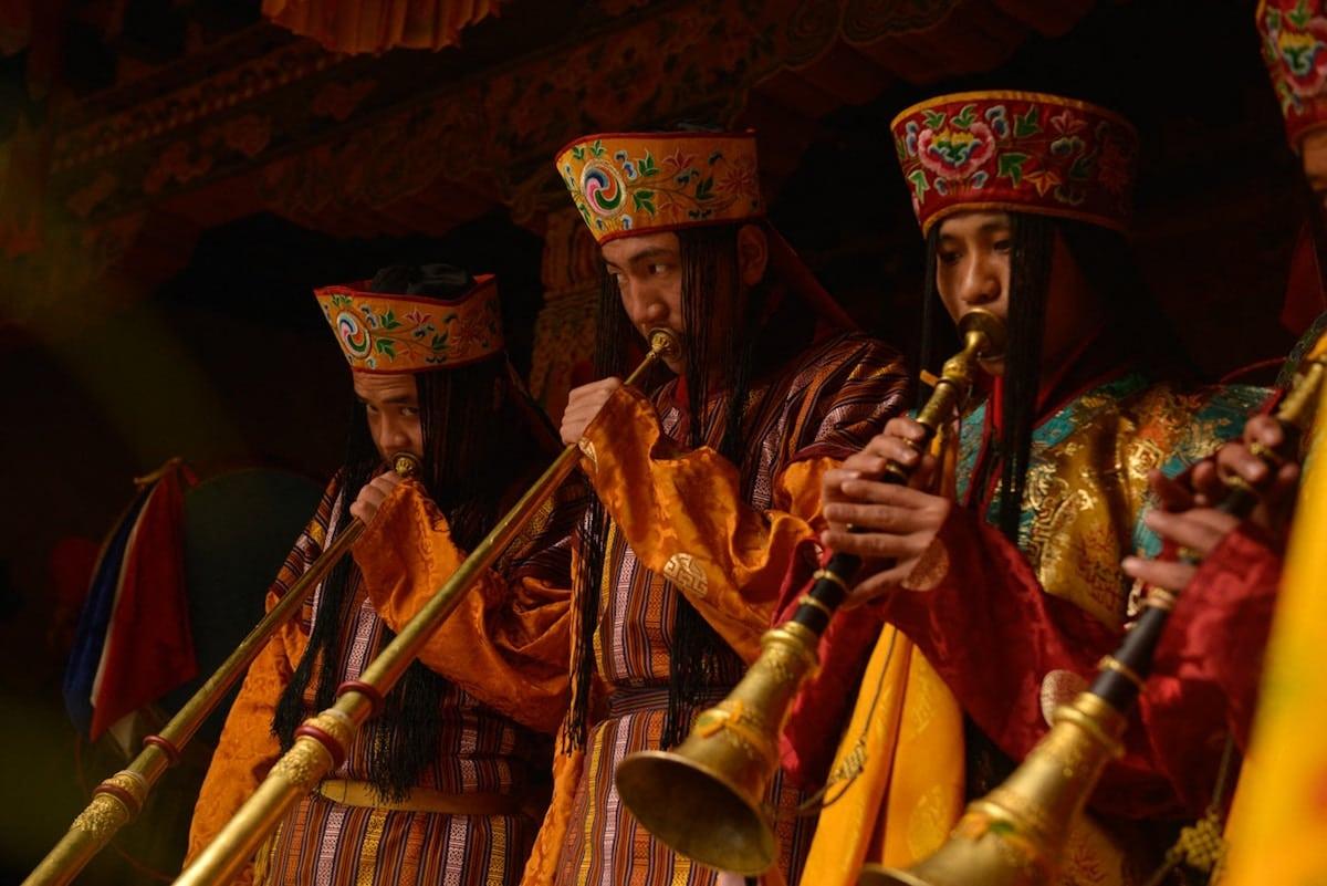 turismo en bután