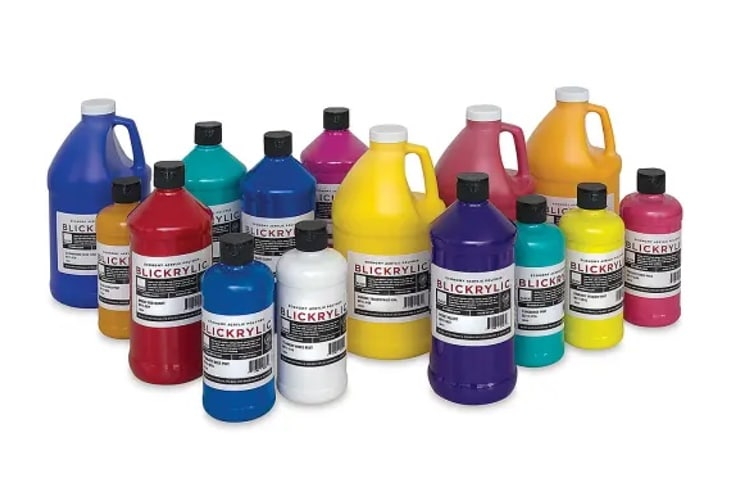 Blickrylic Student Acrylic Paint