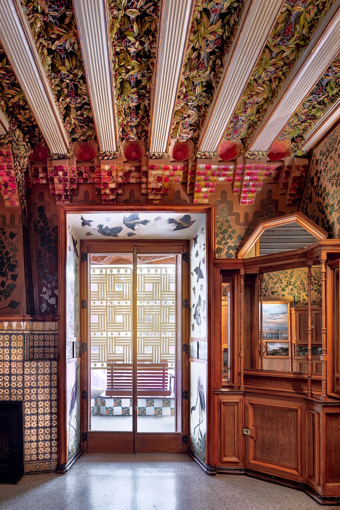 Casa Vicens Photos