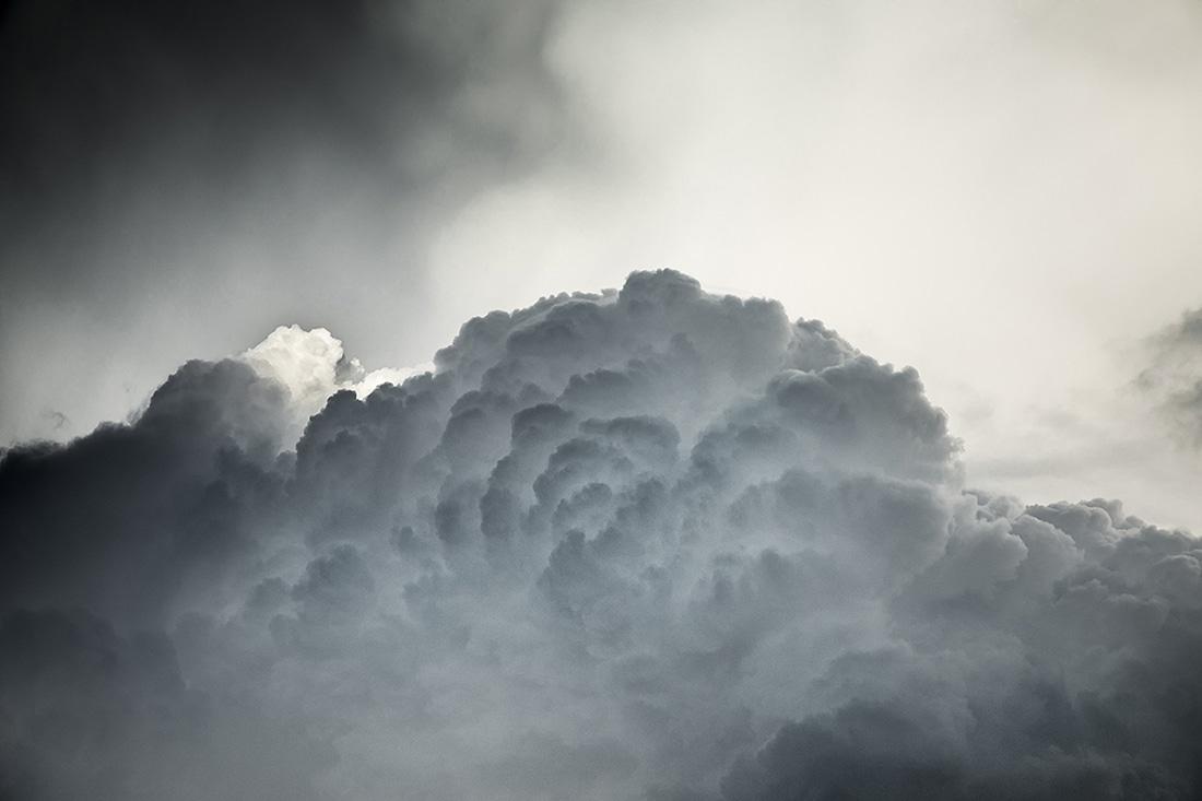 Fotos de nubes de tormenta