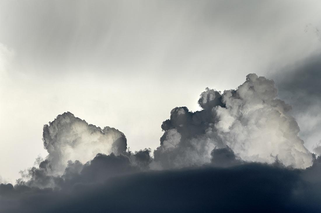 Cloudscapes por Claire Droppert