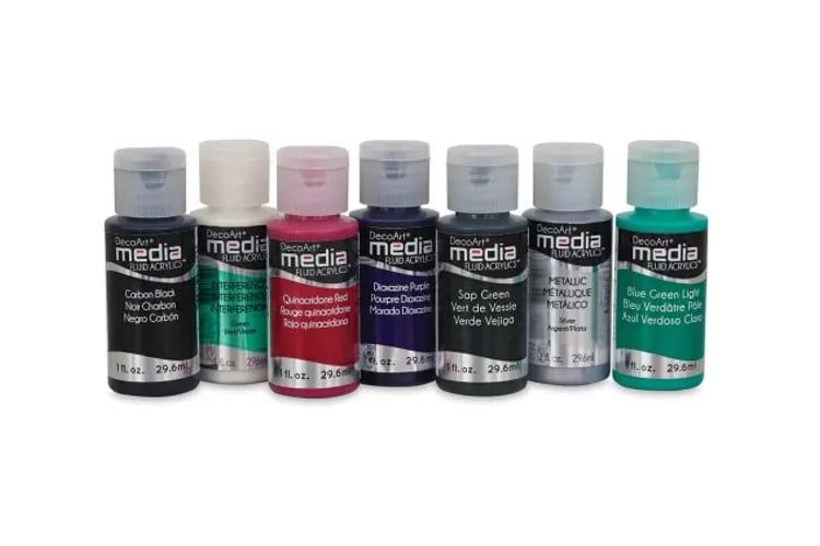 DecoArt Fluid Acrylic
