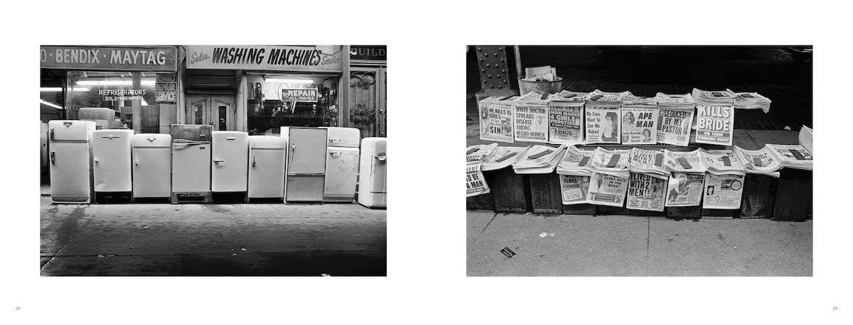 Duane Michals Empty New York