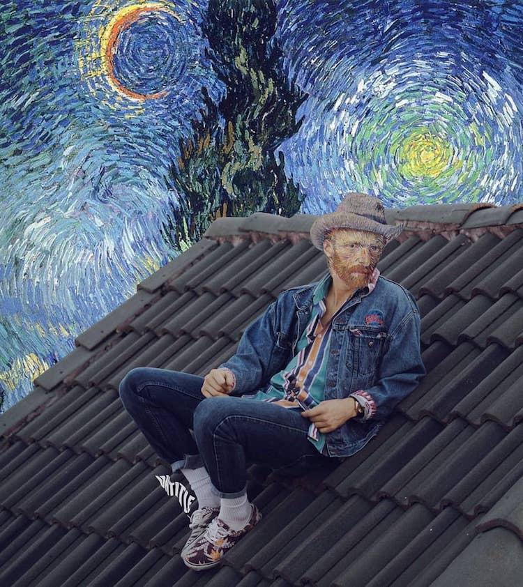 Pintores famosos en ambientes urbanos por UntitledSave