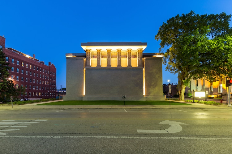 Edificio de Frank Lloyd Wright Patrimonio Mundial de la UNESCO