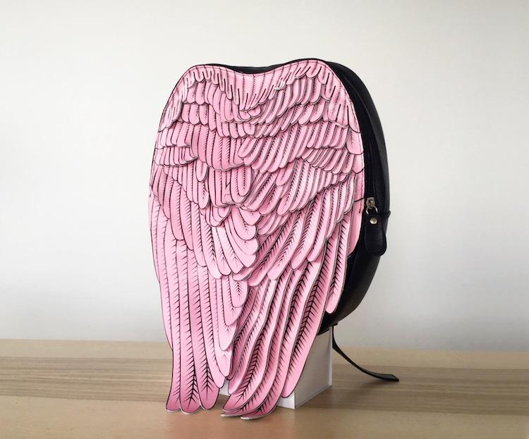 Mochila de alas