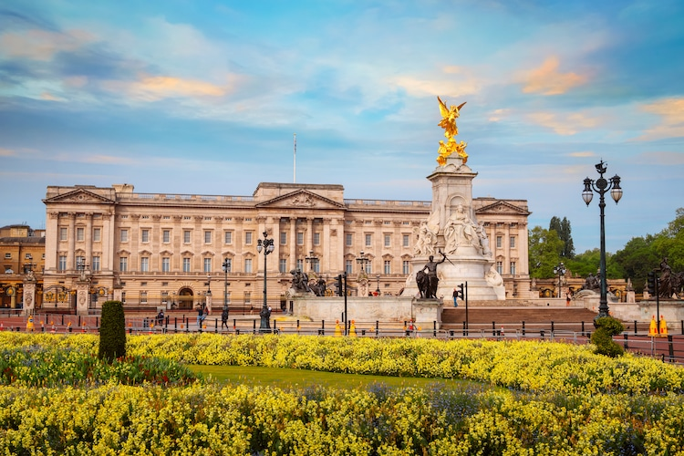 Buckingham Palace Escape Room